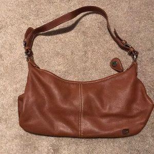 The SAK small brown handbag